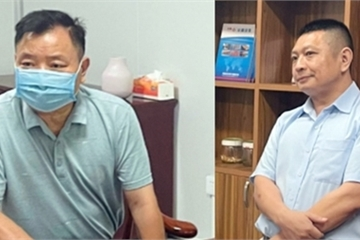 2 chuyên gia Trung Quốc buôn lậu bị bắt