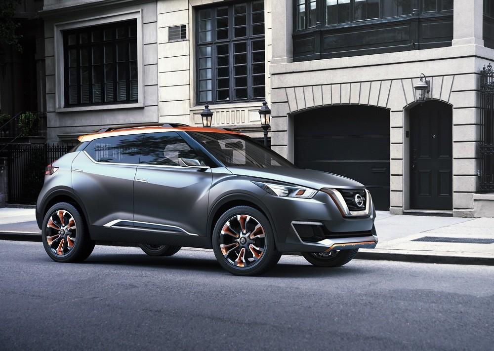 Nissan Kicks - đối thủ của Ford EcoSport sẽ xuất hiện vào tháng sau - ảnh 1