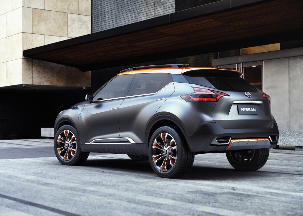 Nissan Kicks - đối thủ của Ford EcoSport sẽ xuất hiện vào tháng sau - ảnh 4