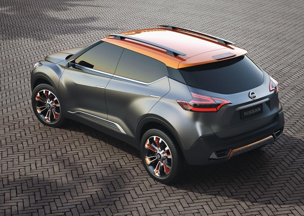 Nissan Kicks - đối thủ của Ford EcoSport sẽ xuất hiện vào tháng sau - ảnh 5
