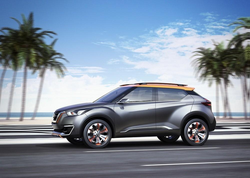 Nissan Kicks - đối thủ của Ford EcoSport sẽ xuất hiện vào tháng sau - ảnh 2