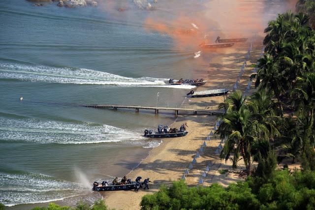Học giả Mỹ: Trung Quốc mạo hiểm lấn tới ở Biển Đông chắc chắn thảm bại - ảnh 4