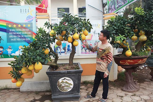 buoi dien hinh thoi vang in chu tai - loc gia 1,5 trieu/cap choi tet hinh anh 9