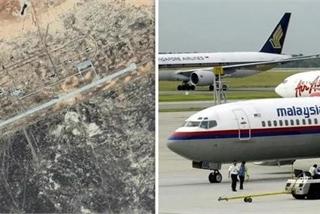 'Bằng chứng' không tặc hạ cánh MH370 trên đất liền