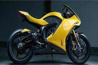Choáng với môtô điện tối tân nhất thế giới, thích ứng với mọi đường đi
