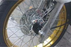 Có nên thay lốp không săm cho xe máy số không?