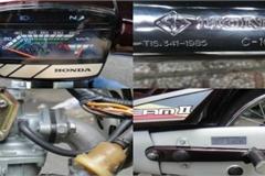 Honda Dream II rao bán 600 triệu đồng gây xôn xao cộng đồng mạng