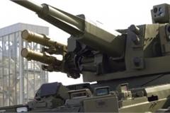 Bí mật vũ khí, quân đội Nga có bảo bối xuyên qua vỏ thép như tờ giấy