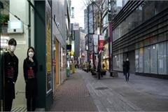 Nhiều thành phố giàu có Nhật Bản vắng người vì Covid-19