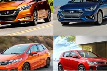 Top 10 ôtô mới rẻ nhất cho năm 2020, giá chỉ từ 327,5 triệu