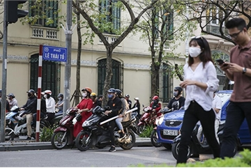 Tuyến phố ở Hà Nội có giá đất bán ngang ngửa New York, Paris