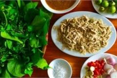Những món ăn đặc sản 'nhìn thì ghênhưng ăn là mê' ở Ninh Bình