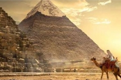 Phát hiện độc nhất vô nhị trong lăng mộ Ai Cập