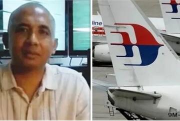 Hé mở số phận MH370 qua lời cuối của cơ trưởng