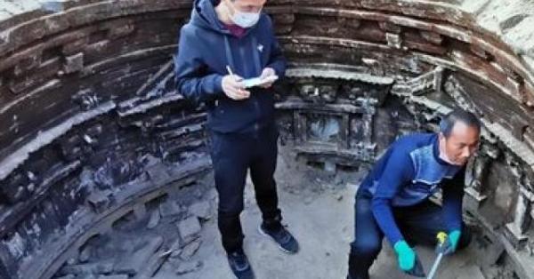 Phát hiện kinh ngạc trong mộ của người giàu có, quyền lực 1.000 năm trước