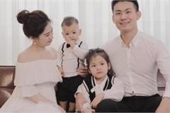 Gia đình đẹp như người mẫu chia sẻ bí quyết 'giữ lửa' trong 8 năm bên nhau