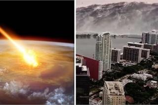 Tiểu hành tinh sắp va vào Trái Đất, gây sóng thần cao 100m?