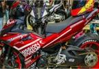 Yamaha Exciter 150 biến hóa thành loạt môtô siêu hoành tráng