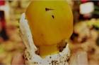 """Tam """"độc"""" đặc sản nấm ở Đà Lạt, loại cực hiếm ngỡ như cái trứng non"""