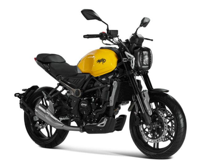 can canh gpx mad 300 gia 70,7 trieu dong khien honda cb300r toat mo hoi hinh anh 20