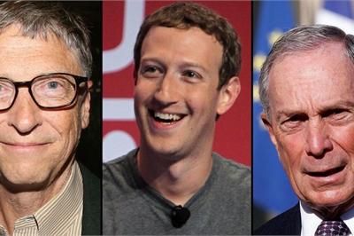 Những ông trùm giàu có nhất nước Mỹ sống ở đâu?