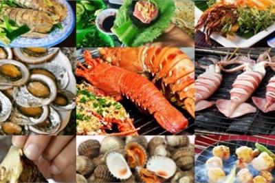 Top 10 hải sản ngon nhất đất Việt được sách Kỷ lục ghi nhận