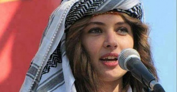 Vẻ đẹp nao lòng của những thiếu nữ người Kurd