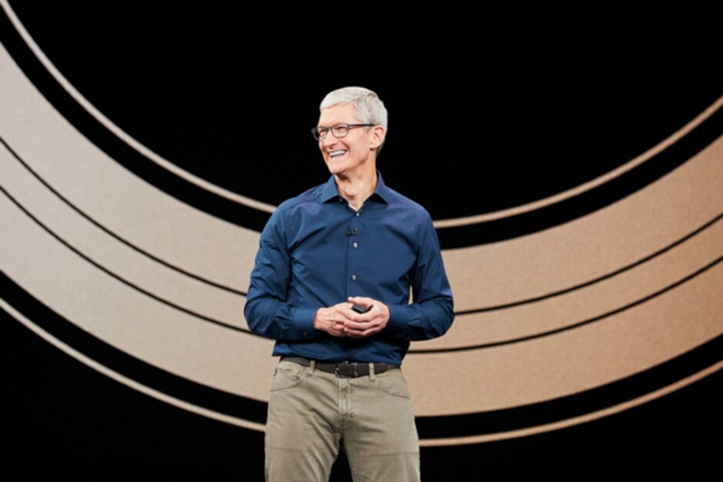 "tim cook duoc khen ""nuc mui"" truoc thanh cong cua apple hinh anh 1"