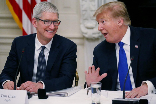 "tim cook duoc khen ""nuc mui"" truoc thanh cong cua apple hinh anh 2"