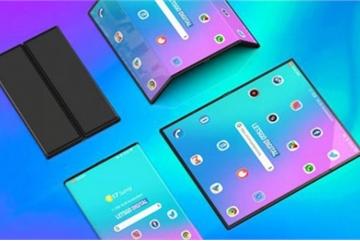 Samsung và Huawei hãy coi chừng với smartphone màn hình gập của Xiaomi