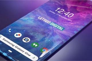 Samsung âm thầm thiết kế mẫu smartphone chưa từng có