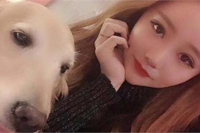 Chó chết vì ung thư, cô gái xinh đẹp bạo chi để nhân bản ra con khác
