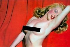 Ảnh khỏa thân lần đầu công bố của 'quả bom sex' Marilyn Monroe