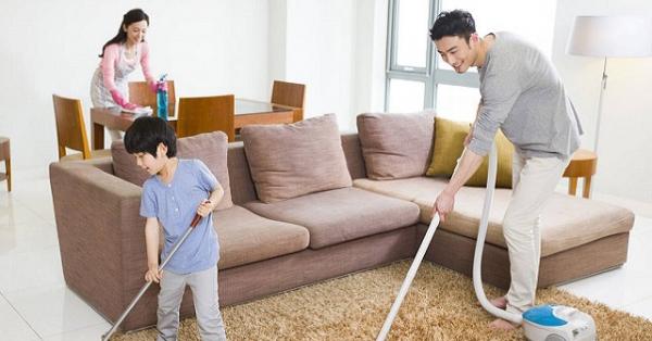Bí quyết dọn nhà sạch bong trong chớp mắt đón Tết Canh Tý