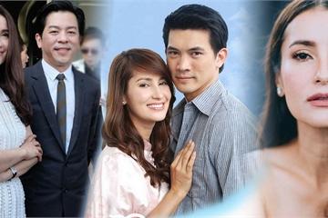 Bông hồng lai nổi tiếng nhất Thái Lan 43 tuổi vẫn chưa chịu cưới bạn trai yêu hơn 20 năm