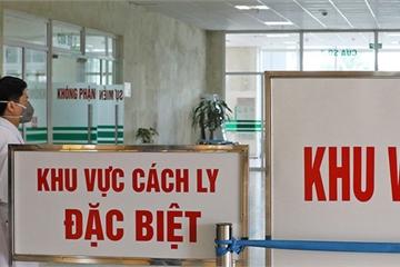 Ngày 16/10: Có 3.221 ca mắc COVID-19, 1.581 bệnh nhân khỏi