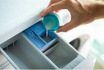 Dùng nước giặt, nước xả vải kém chất lượng gây hại đến sức khỏe trẻ nhỏ như thế nào?