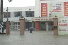 Nghe VietNamNet: Thời tiết 17/10: Miền Trung tiếp tục mưa to, nhiều nơi có thể ngập úng