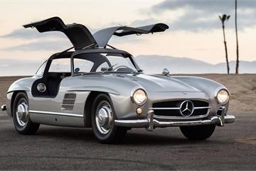"""Top 10 xe """"đỉnh"""" nhất mọi thời đại của ngành công nghiệp xe hơi Đức (Phần 1)"""