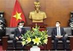 Bộ trưởng Nguyễn Hồng Diên: Samsung có nhiều đóng góp lớn cho công nghiệp hỗ trợ Việt Nam