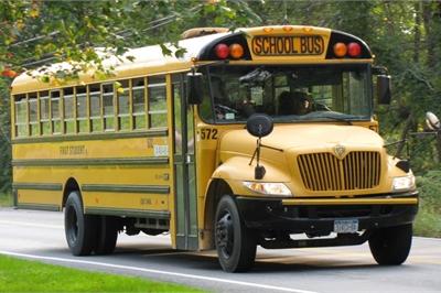 Khám phá xe bus chuyên dùng đưa đón học sinh ở Mỹ