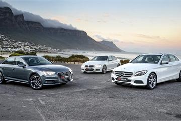 Tầm giá 1,5 tỷ: Chọn Mercedes C-Class, BMW 3 Series hay Audi A4 chơi Tết 2020?
