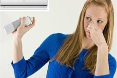 Nguyên nhân và cách xử lý nhanh gọn mùi hôi khó chịu của điều hòa