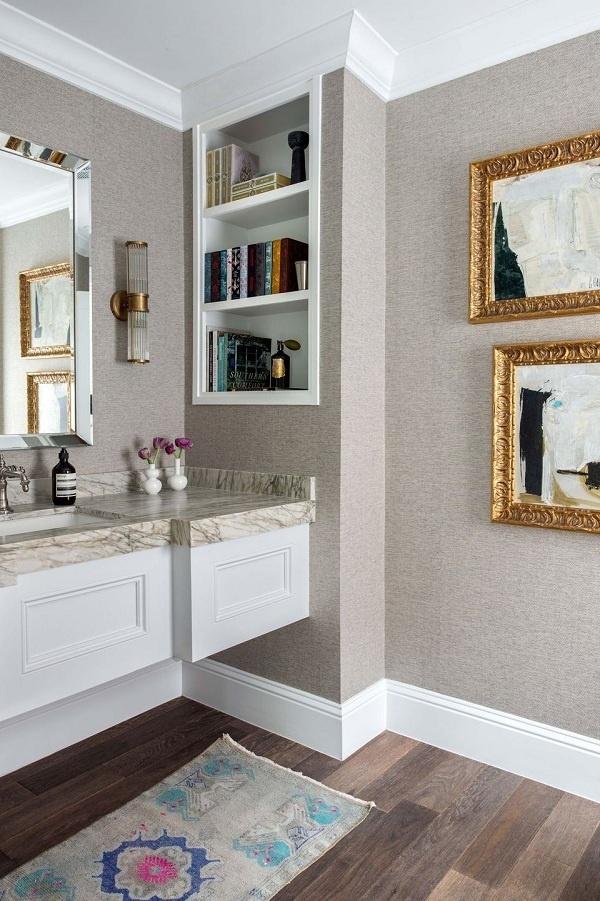 101 ý tưởng thiết kế phòng tắm nhỏ cực hay