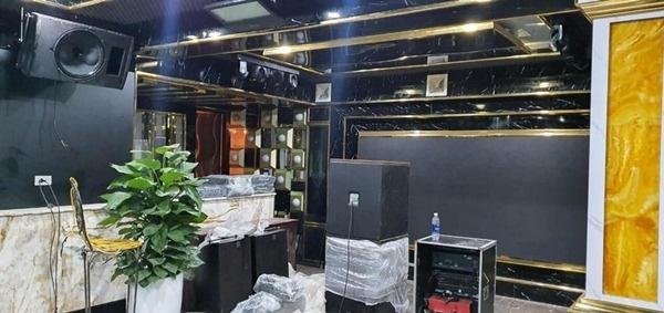 Việt Anh đầu tư xây phòng hát karaoke và quầy bar 'xịn xò' trong nhà mới