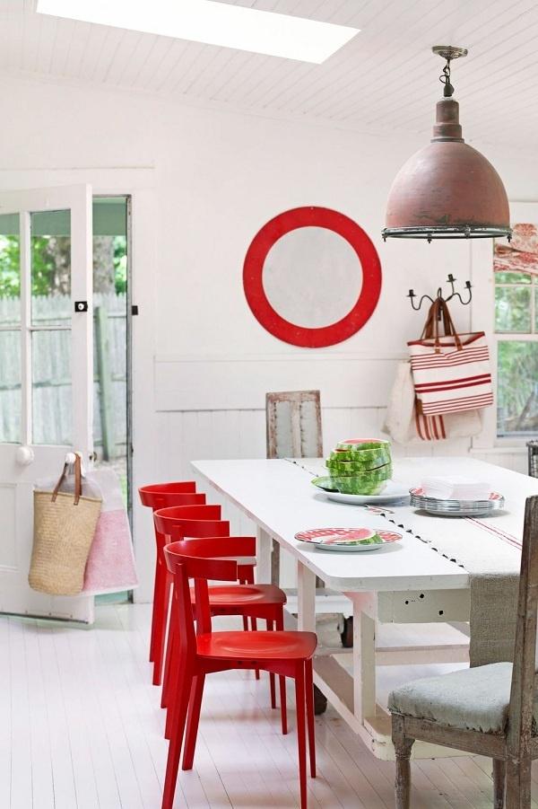 10 ý tưởng chiếu sáng sẽ biến đổi hoàn toàn phòng ăn của bạn