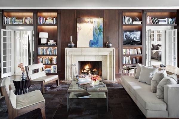 6 ý tưởng trang trí phòng khách tông xám chẳng hề tẻ nhạt mà cực độc đáo, tràn đầy sức sống
