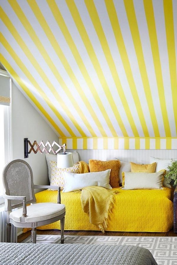 Sơn phòng ngủ bằng một trong 10 gam màu này sau khi thức dậy sẽ giúp bạn hạnh phúc hơn