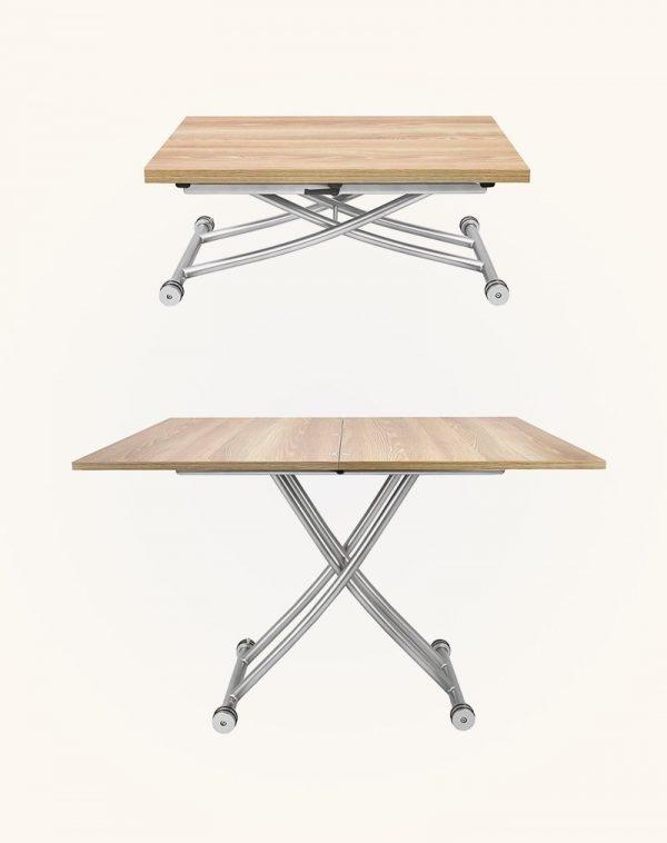 Tuyển tập những mẫu bàn ăn gấp gọn thông minh, ai nhìn cũng phải thích mê