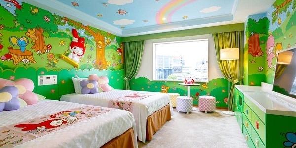 5 khách sạn tuyệt vời ở Tokyo mà các cô gái nào cũng muốn nghỉ ngơi